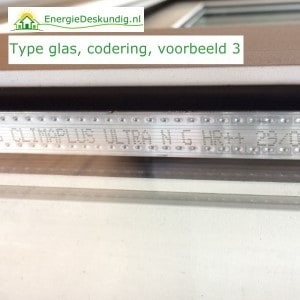Hr Glas U Waarde.Type Glas Herkennen Energielabel Voor Woningen